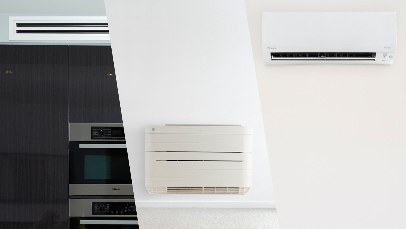Choosing the right type of air conditioner for your place