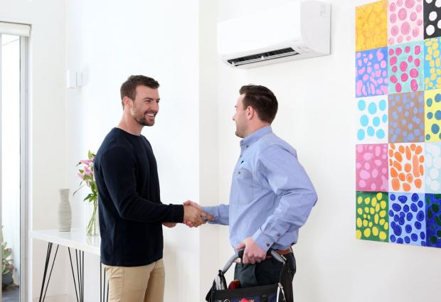 Winter is here: prepping your air conditioning unit